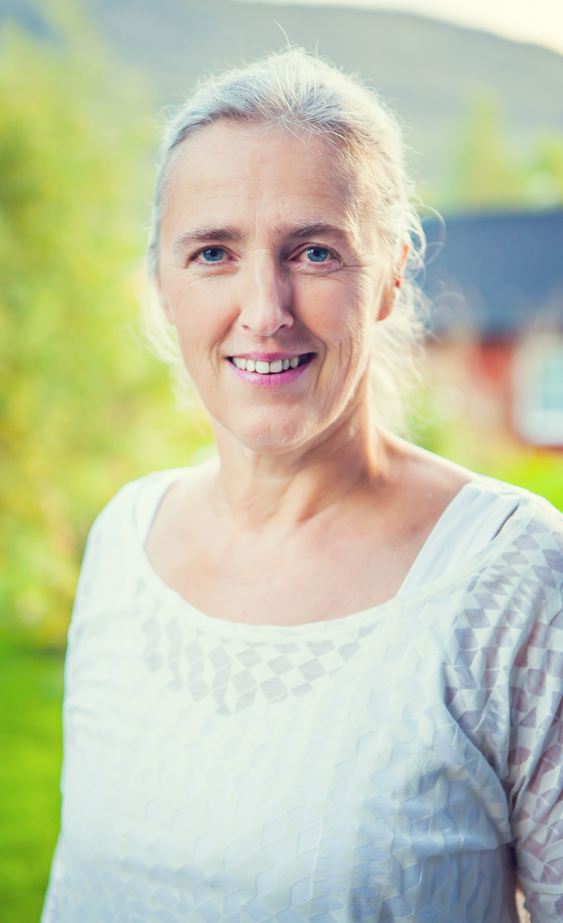 kathrin Espegard - refleksologi - portrett